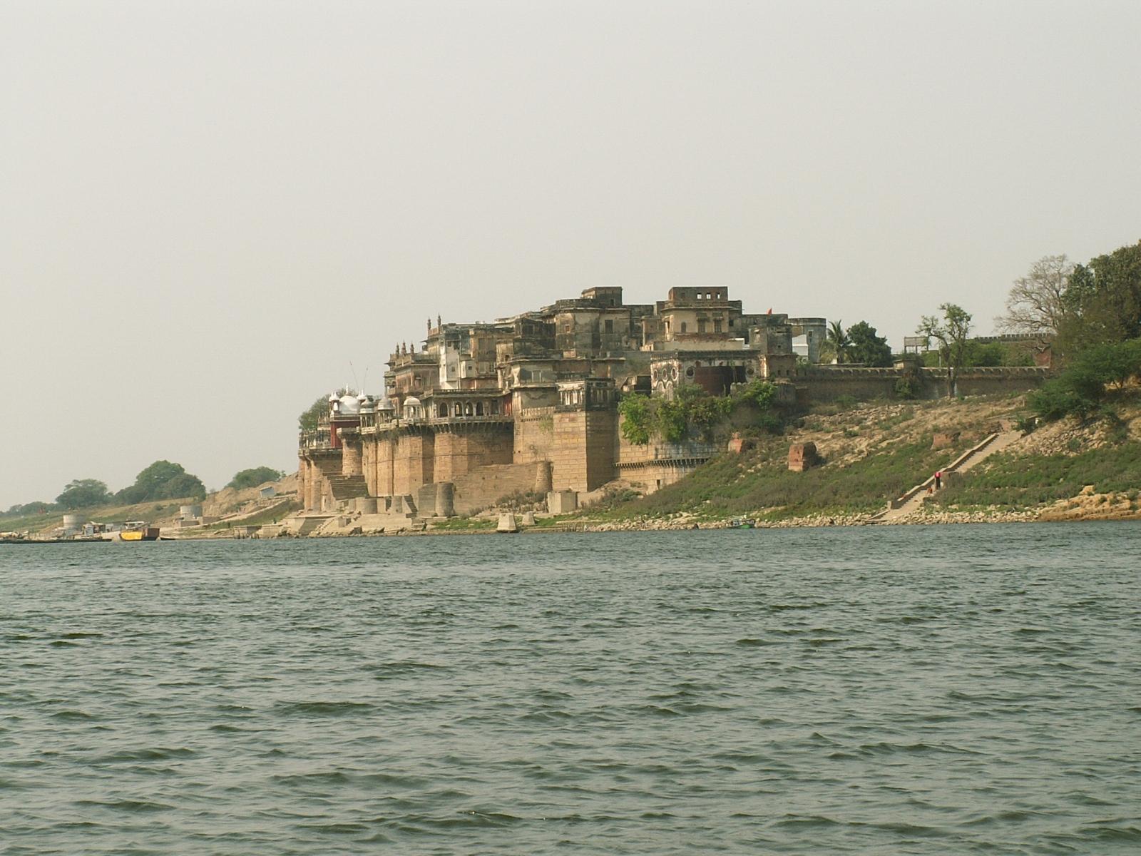 Sergej Marsnjak India North Near Varanasi Ganges