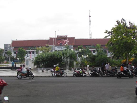 City Hall Surabaya Surabaya Balai Kota City