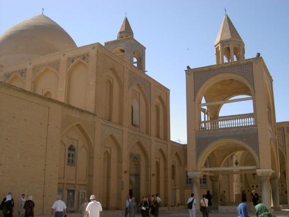Sergej Marsnjak Iran Esfahan Jolfa Christian Cathedral