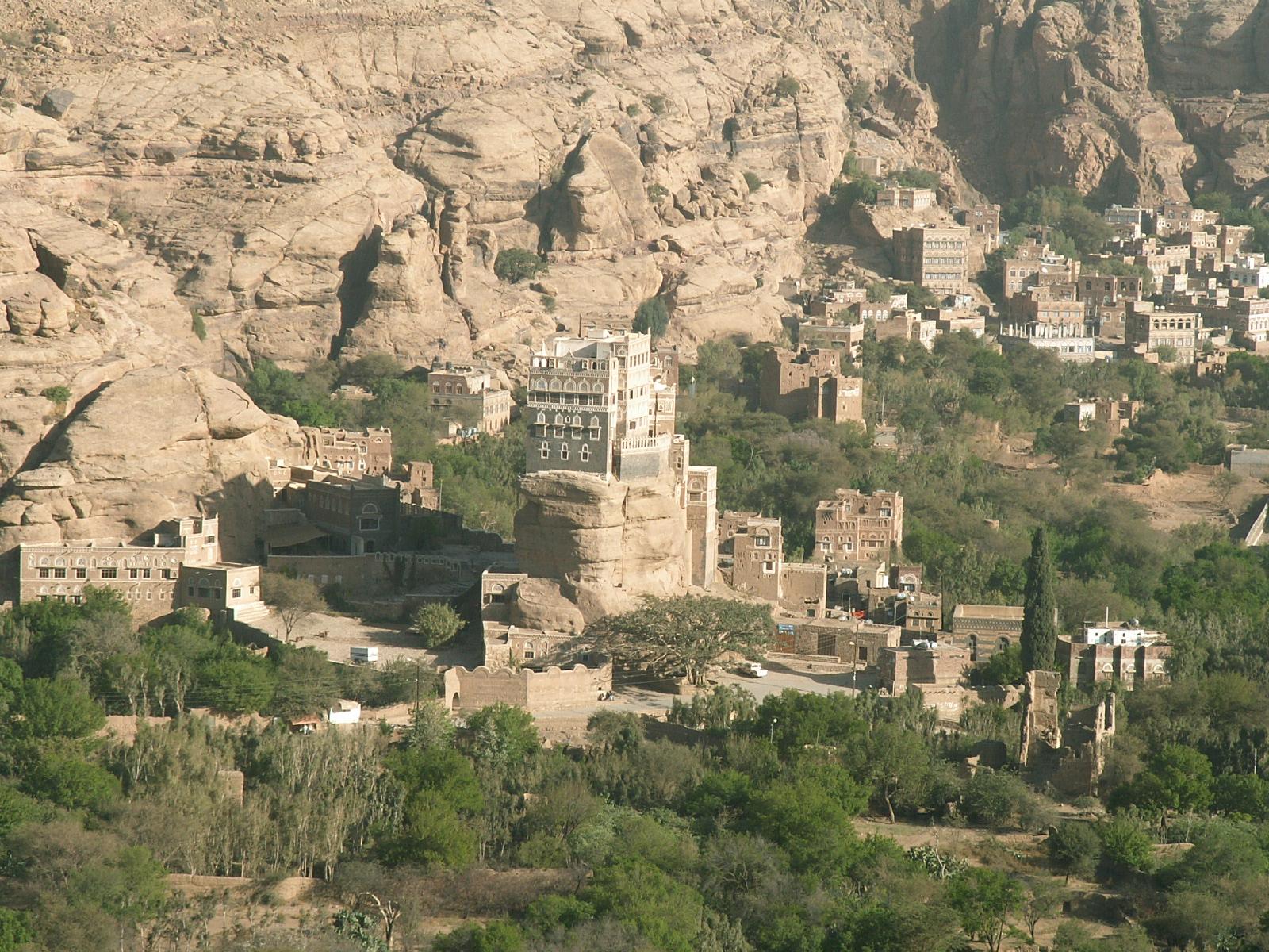 Sergej Marsnjak Yemen Wadi Dhar Dar Al Hajjar